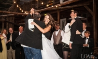 Lake Arrowhead Money Dance - Love One Another Photography