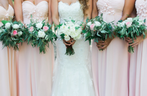 Lake Arrowhead Wedding Flowers