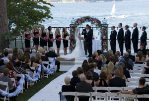 Lake Arrowhead Resort Wedding Officiant