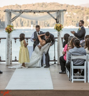 Resort Arrowhead Wedding