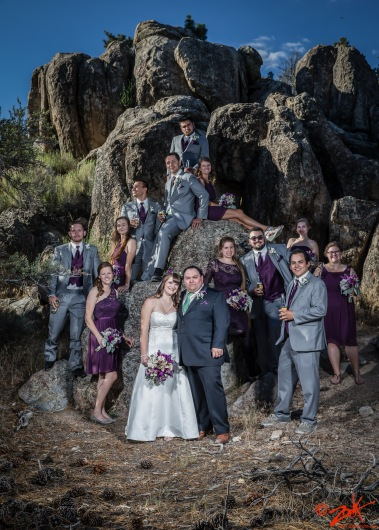 Gold Mountain Manor Wedding